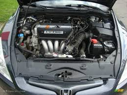 2003 honda accord 4 cylinder 2003 honda accord ex l coupe 2 4 liter dohc 16 valve i vtec 4