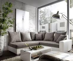 Wohnzimmer Einrichten Mit Schwarzer Couch Welche Wohnwand Zu Grauer Couch Loungesofa Im Wohnzimmer Teppich