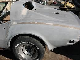 corvette fiberglass repair willl regular fiberglass repair and bondo work corvetteforum