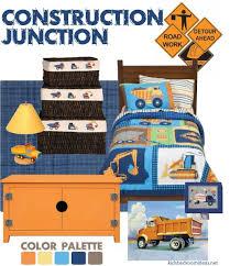 Boys Bedroom Themes by Best 25 Boys Construction Room Ideas On Pinterest Construction