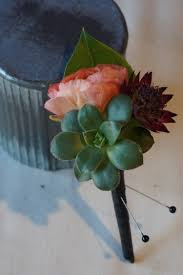 wedding flowers near me minneapolis boutonniere succulent boutonniere flowers