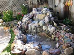 decorating ideas enchanting backyard small pond design in