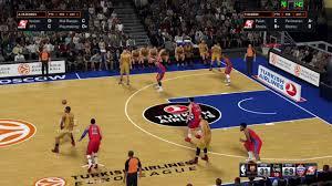nba 2k16 when john cena plays basketball youtube