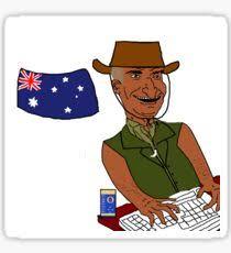 Aussie Memes - aussie memes gifts merchandise redbubble