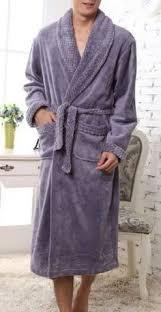 robe de chambre homme des pyr s peignoir homme marron à col châle epais pijamas homme