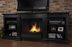 white tv stand with electric fireplace doherty house tv stand