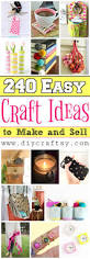 240 easy craft ideas to make and sell page 21 of 24 diy u0026 crafts