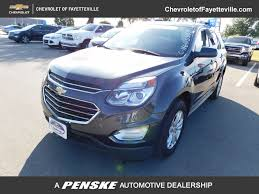 2017 used chevrolet equinox fwd 4dr lt w 1lt at chevrolet of