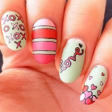 33 valentine u0027s day nail art designs season of love just got nailed