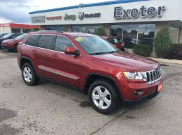 suv jeep 2013 exeter chrysler ltd vehicles for sale in exeter on n0m1s3