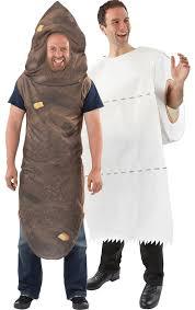 Toilet Halloween Costume Toilet Roll U0026 Number 2 Poo Costume Combination Jokers