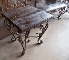 wrought iron end tables 108 best wrought iron tables images on pinterest wrought iron