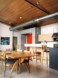 exposed ductwork houzz