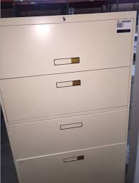 Espresso Lateral File Cabinet Office Cabinets Single Drawer Lateral File Lockable Filing