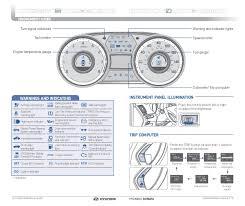2011 Hyundai Sonata Quick Reference Guide Glenbrook Hyundai Happy