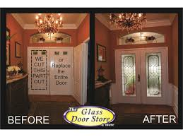 glass doors houston front entry doors houston with front entry doors before and after