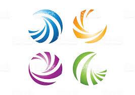imagenes abstractas con circulos círculo elementos logo símbolo icono esfera abstracto vector de de