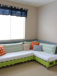 sofa bed for kids room at home design concept ideas