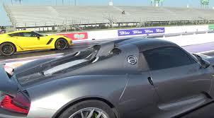 Corvette Z06 2015 Specs Stock Corvette Z06 Puts Down 10 38 Quarter Mile With Drag Radials