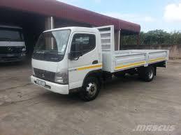 used mitsubishi truck used mitsubishi fuso fe7 136 flatbed dropside year 2015 for