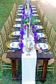 jewel tone wedding lillian hope designs