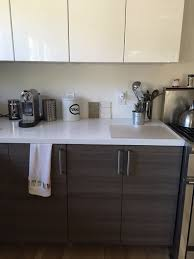 kitchen without backsplash backsplash help for contemporary white grey kitchen
