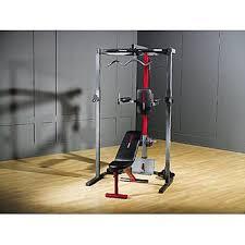 Weider Pro 256 Combo Weight Bench Weider Pro Power Rack