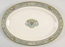 fall serving platters lenox autumn newer gold backst at replacements ltd page 1