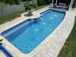small backyard pools fiberglass swimming pools mall contemporary