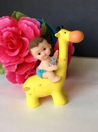 Giraffe Cake Topper Baby Shower 28 Images Items Similar To