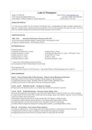 One Year Experience Resume Format For Net Developer How Should A Resume Look Resume Example 2017 How Should A Resume
