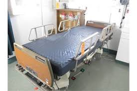 hill rom century cc electric hospital bed display setting and