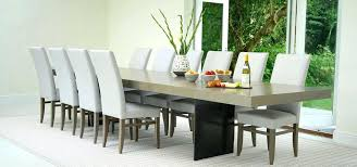dining room table that seats 10 dining table steel large dining