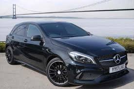 mercedes a class black used mercedes a class for sale listers