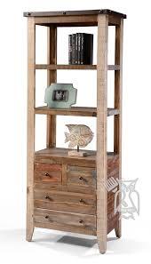 Bookcase Pine Hoot Judkins Furniture San Francisco San Jose Bay Area Artisan