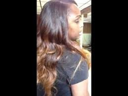 alx hair lexi hot ombrè brazilian body wave hair a must see youtube