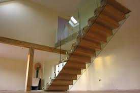 Glass Banister Uk Stairs And Balustarde Railings Stair Glass Donegal Glass