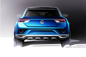 volkswagen t roc hits the road in new video automobile magazine