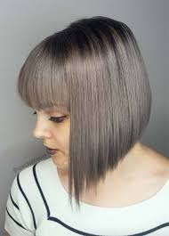 graduated bob hairstyles with fringe 55 incredible short bob hairstyles haircuts with bangs