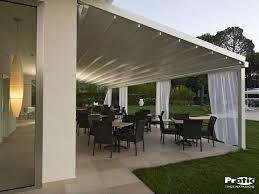 coperture tettoie in pvc coperture per terrazzi