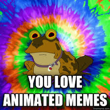 Animated Meme - livememe com hypnotoad