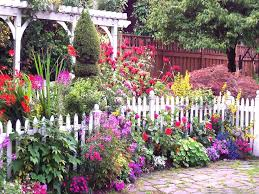 pictures of a garden excelent cottage flower gardens best 25 flower garden pictures