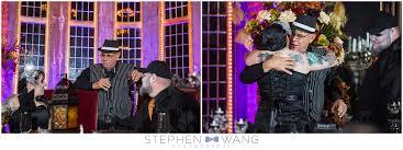 halloween wedding party colette u0026 bill u0027s halloween wedding u2014 stephen wang photography
