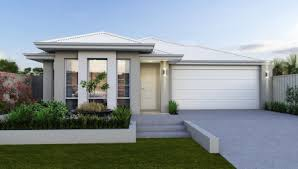 3 bedroom house designs narrow lot single storey homes perth cottage home designs