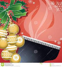 christmas piano jazz royalty free stock photography image 16609517