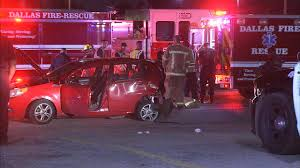 4 hurt in crash involving dallas fire engine story kdfw
