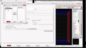 virtuoso layout design basics place and route with cadence soc encounter basics youtube