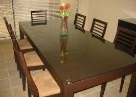glass top to protect wood table glass table top sales installation san diego ca ramona la