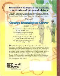 george washington carver america u0027s scientist heroes of history