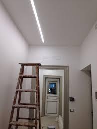 controsoffitto alluminio gallery of illuminazione controsoffitto led illuminazione